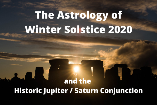 The Astrology of Winter Solstice and the Jupiter Saturn Conjunction