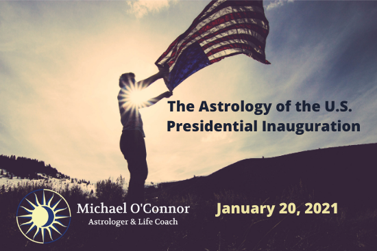 Michael O'Connor, Astrologer - The Astrology of the U.S. Presidential Inauguration